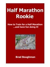 Half Marathon Training Book